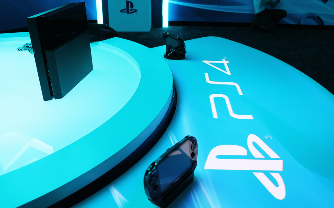 Sony PS4 Launch Event
